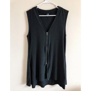 Jacket Tank Top Tunic